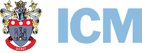 ICM logo_white_line_with_subhead